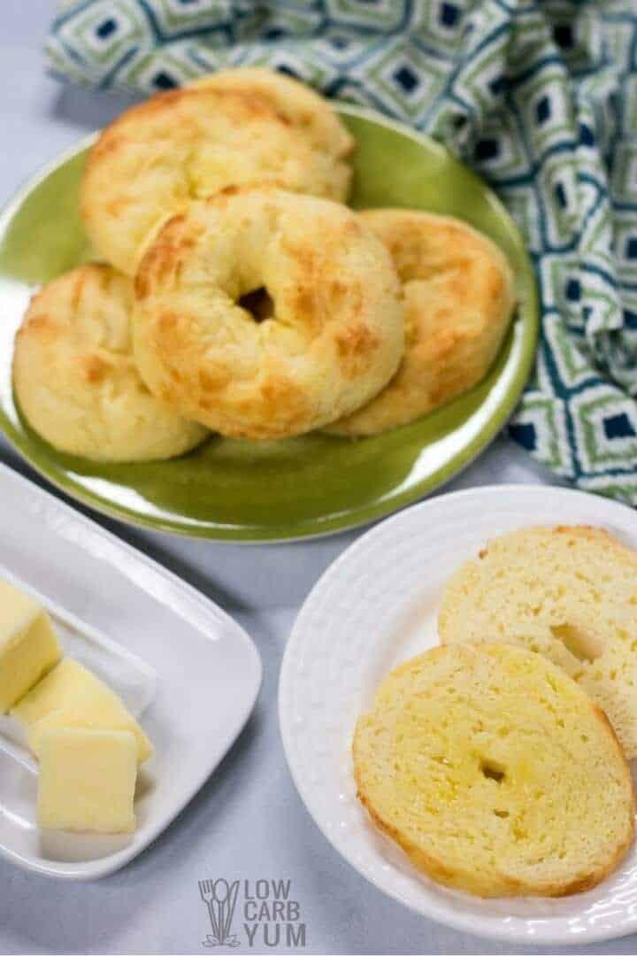 Low Carb Bagels Recipe  Low Carb Bagels Coconut Flour Fat Head Dough