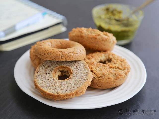 Low Carb Bagels Recipe  Easy Low carb Bagels