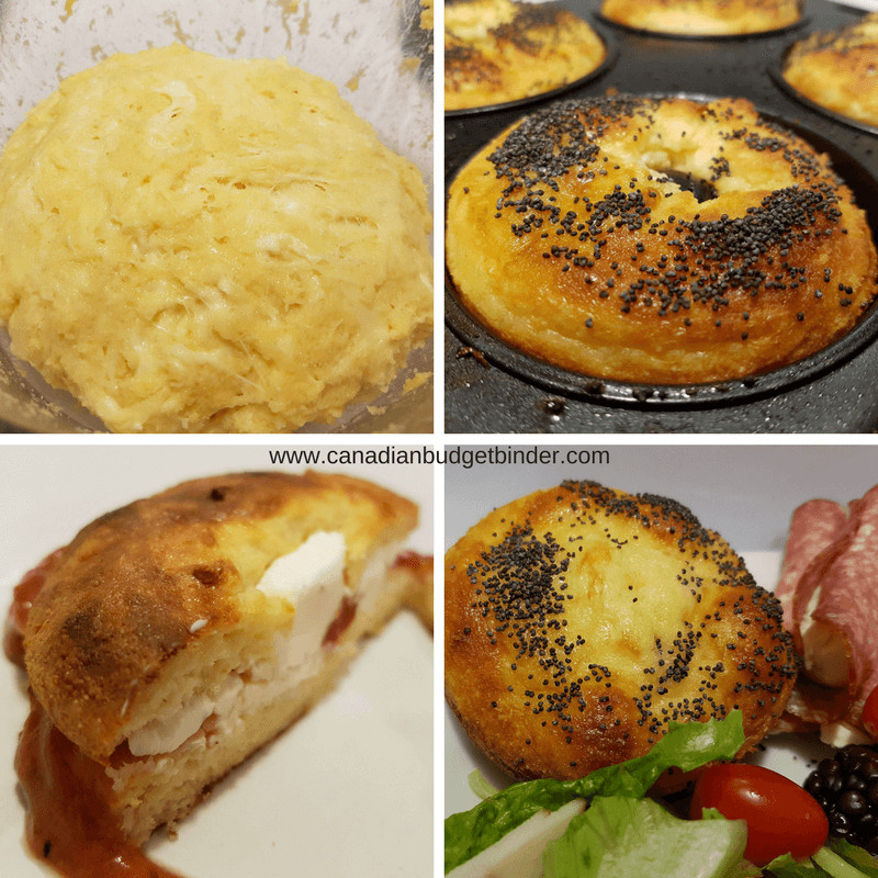 Low Carb Bagels  Gourmet Keto Low Carb Bagels Gluten Free Canadian