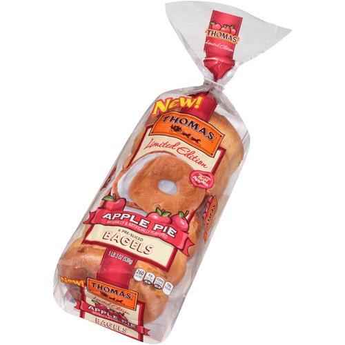 Low Carb Bagels Walmart  Thomas Bagel Thins 8 count 13 oz Walmart