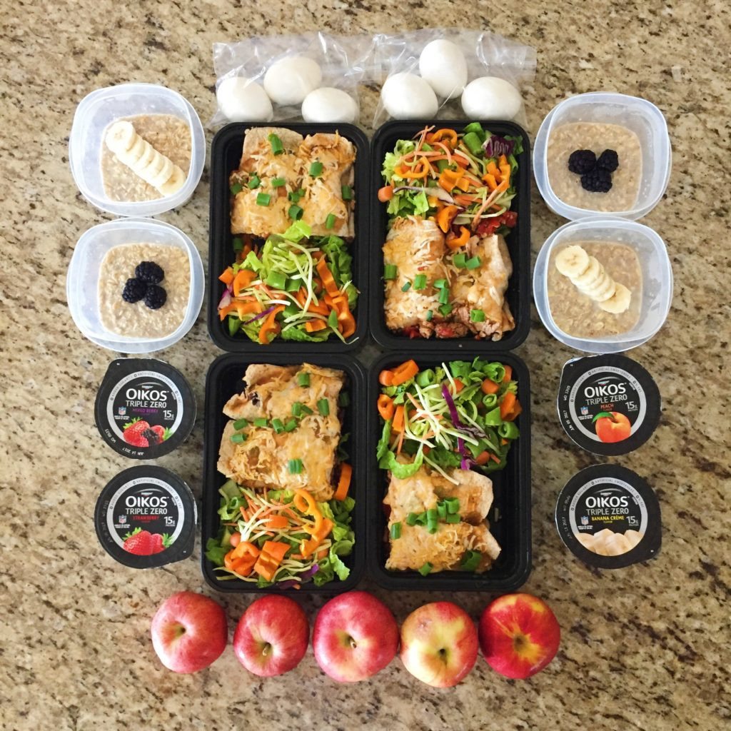 Low Carb Bagels Walmart  Grocery Shopping & Meal Prep Ideas Week 53 Eat Lift