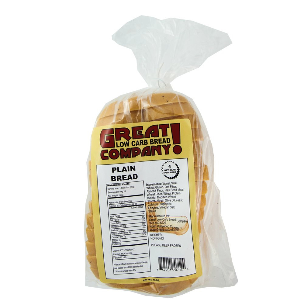 Low Carb Bagels Walmart  low carb bread brands