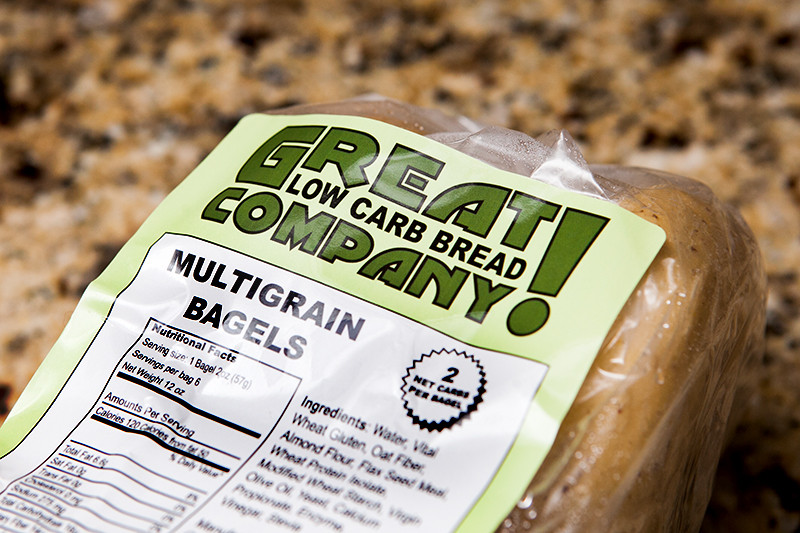 Low Carb Bagels Walmart  Yes Go Forth and Eat Carbs Great Low Carb Bread pany