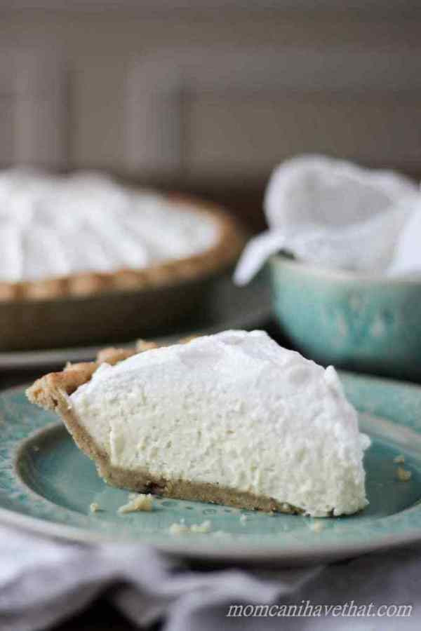 Low Carb Banana Cream Pie  Low Carb Banana Cream Pie