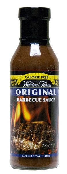 "Low Carb Bbq Sauce Walmart  1000 images about Walden farms products ""guilt free"" on"