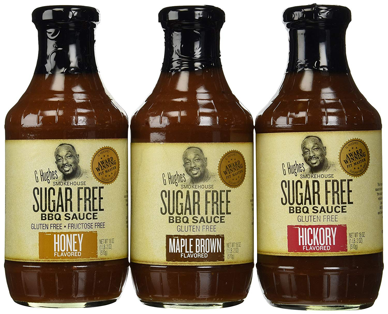 Low Carb Bbq Sauce Walmart  low sugar bbq sauce brands
