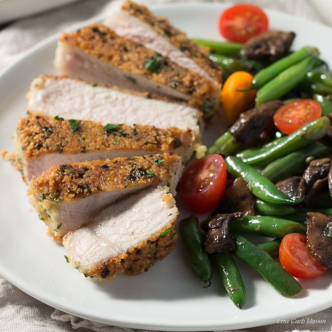 Low Carb Boneless Pork Chop Recipes  875 best images about Low Carb on Pinterest