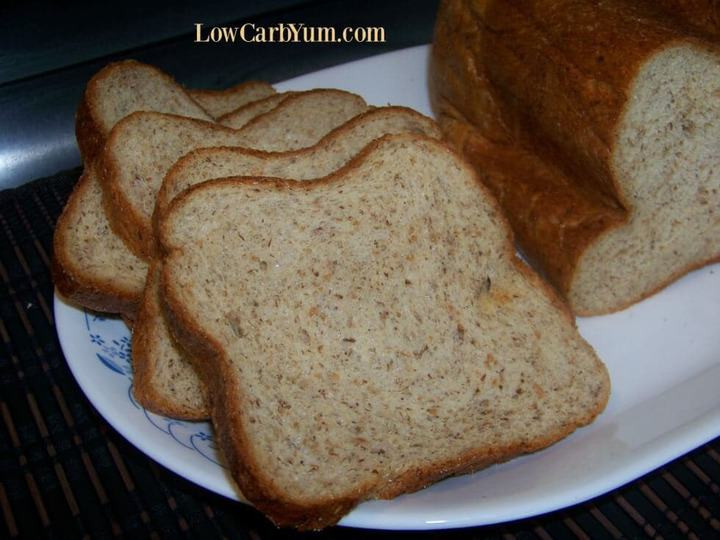 Low Carb Bread Recipes For Bread Machines  Gabi s Low Carb Yeast Bread Recipe for Bread Machine