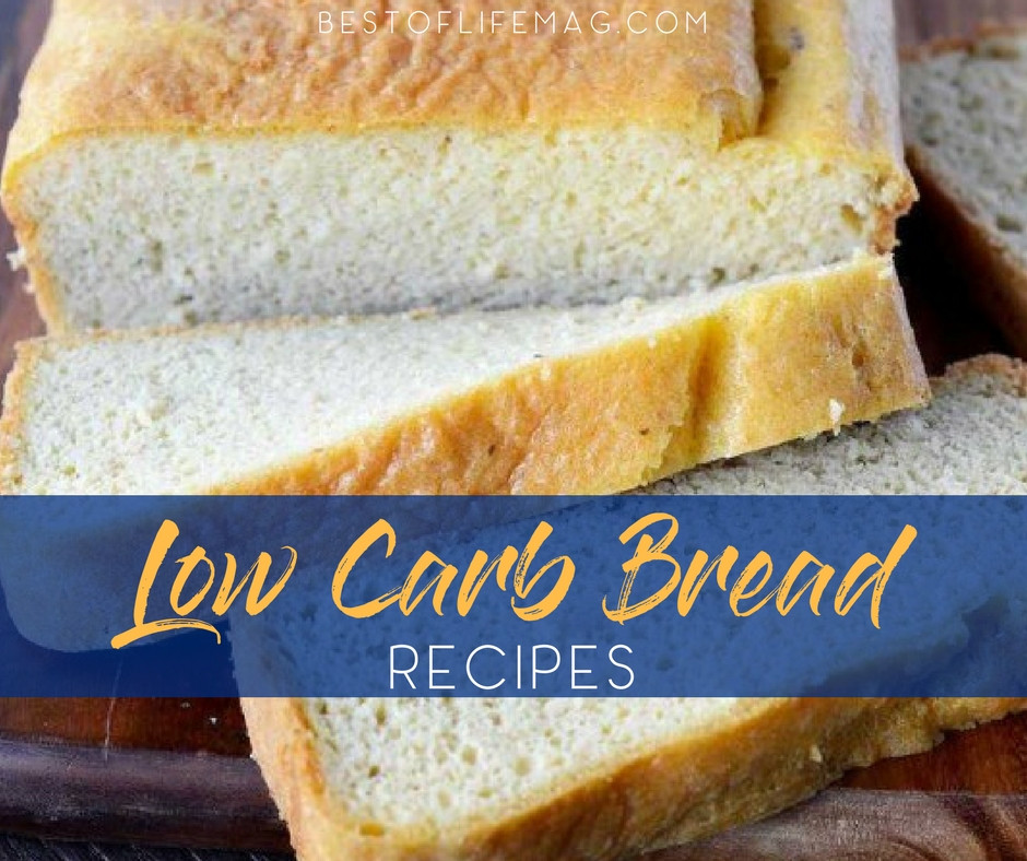 Low Carb Bread Recipes For Bread Machines  Low Carb Bread Recipes for the Bread Machine Best of