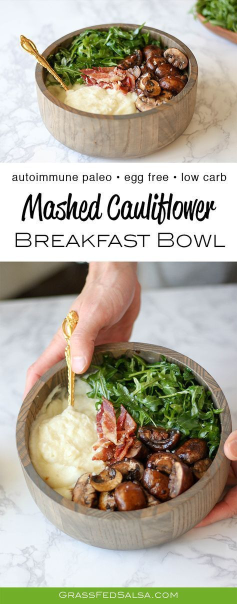 Low Carb Breakfast Bowls  Top 25 best Whole 30 smoothies ideas on Pinterest