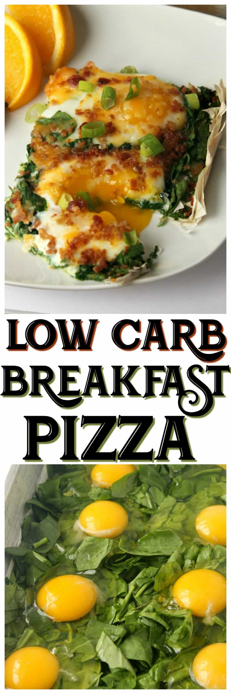 Low Carb Breakfast Pizza  Simple Low Carb Breakfast Pizza