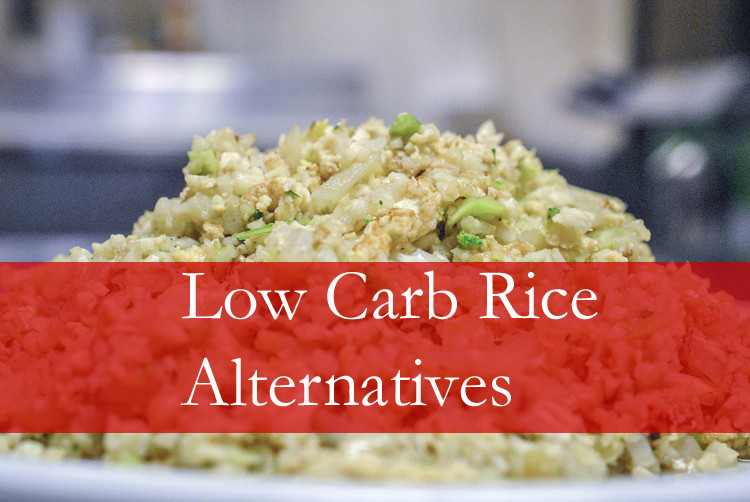 Low Carb Brown Rice  Low Carb Rice Substitutes 5 Keto Alternatives for Rice