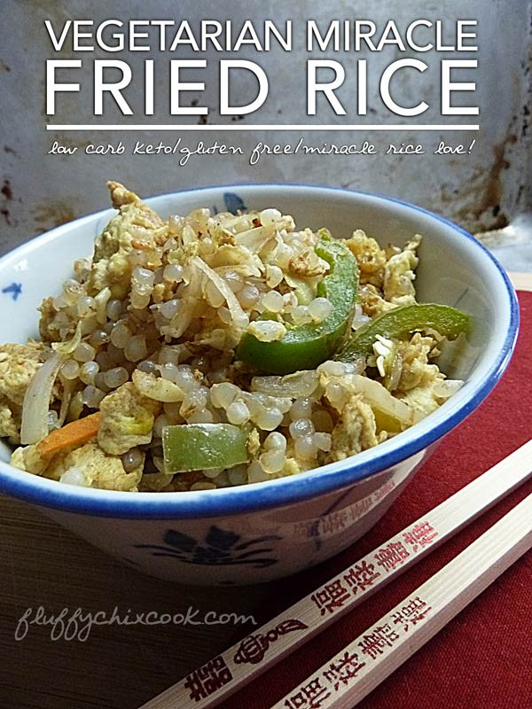 Low Carb Brown Rice  Super Quick Ve arian Fried Rice – Low Carb and Gluten