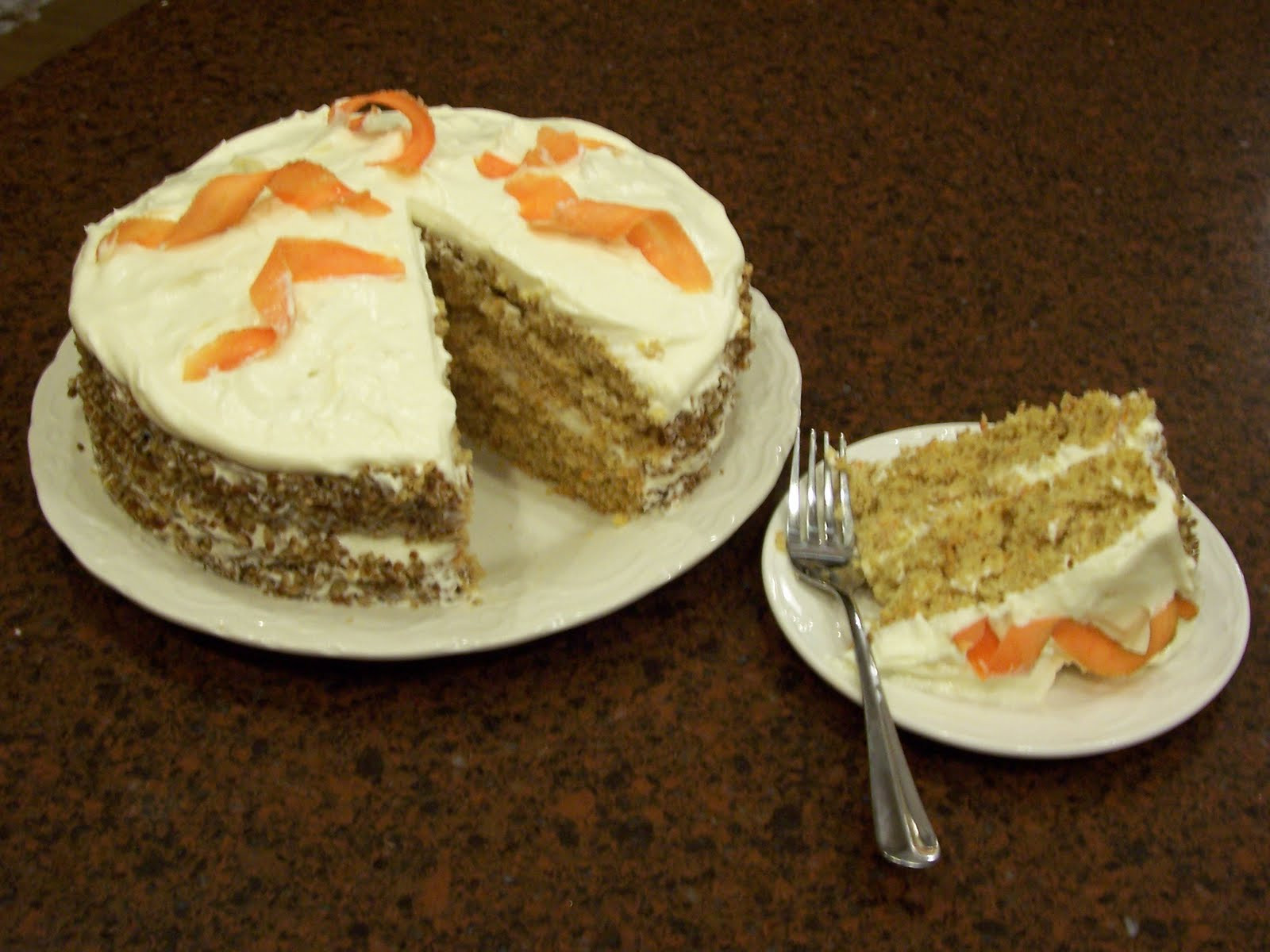 Low Carb Cake Recipes  Delicious Low Carb Recipes Low Carb Carrot Cake