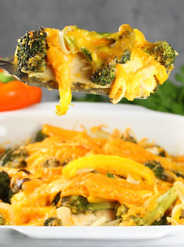 Low Carb Chicken And Broccoli Casserole  Ranch Chicken Broccoli Casserole Low Carb