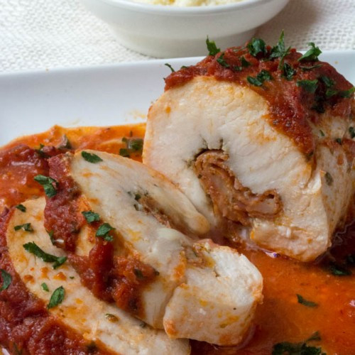 Low Carb Chicken Breast Recipes  Low Carb Pizza Stuffed Chicken Breasts Get Healthy U
