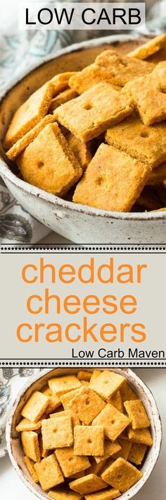 Low Carb Chips And Crackers  Butter Crackers low carb keto