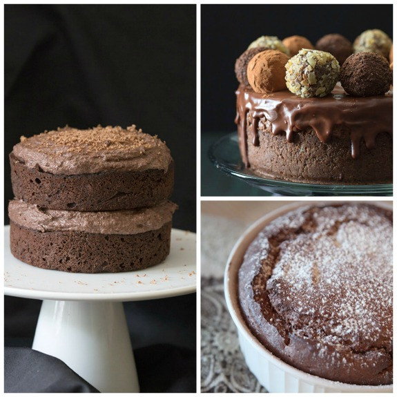 Low Carb Chocolate Dessert Recipes  Kalyn s Kitchen Low Carb Recipe Love The BEST Low Carb