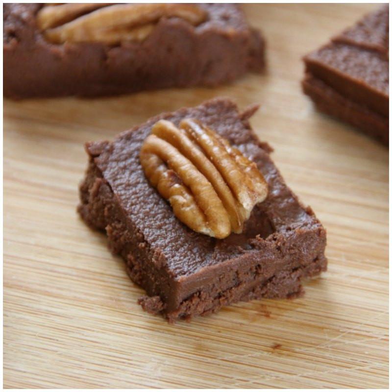 Low Carb Chocolate Dessert Recipes  Low Carb Dark Chocolate Fudge Recipe Keto Dessert Ideas