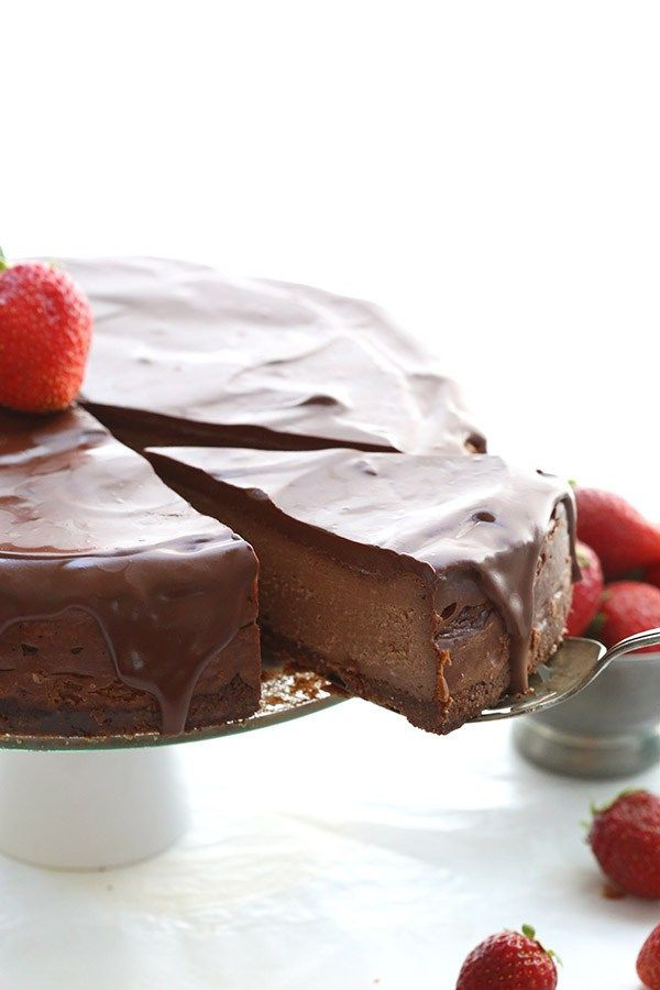 Low Carb Chocolate Dessert Recipes  Best low carb chocolate cheesecake recipe
