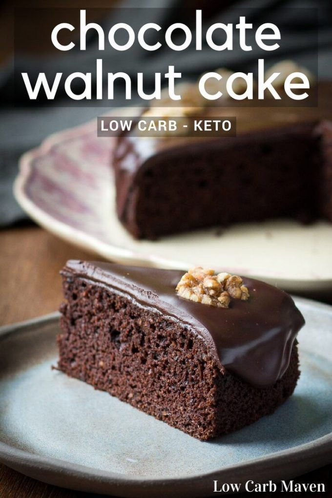 Low Carb Chocolate Dessert Recipes  3608 best Low Carb Dessert Recipes images on Pinterest