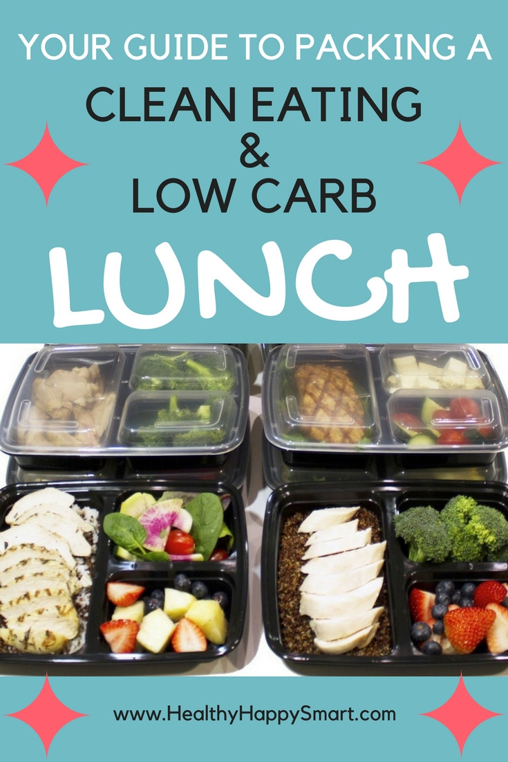 Low Carb Clean Eating  Packing the Perfect Low Carb Lunch • Healthy Happy Smart