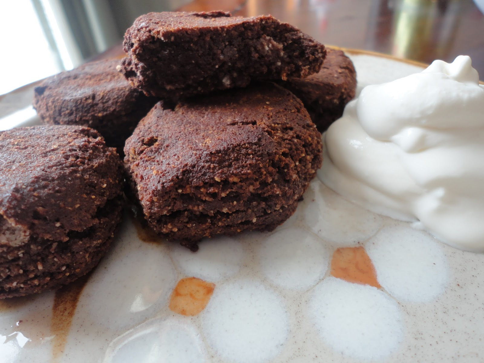 Low Carb Coconut Flour Brownies  The Low Carb Review Quick Coconut Flour Brownie Bites