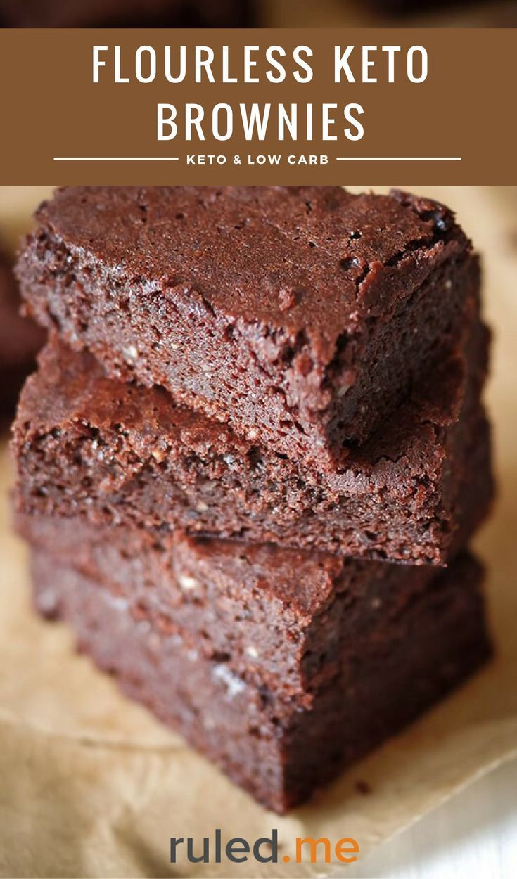Low Carb Coconut Flour Brownies  The 25 best Keto brownies ideas on Pinterest