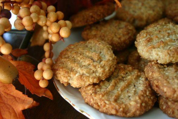 Low Carb Coconut Flour Cookie Recipes  Low Carb Oatmeal Coconut Cookies oatmeal almond flour