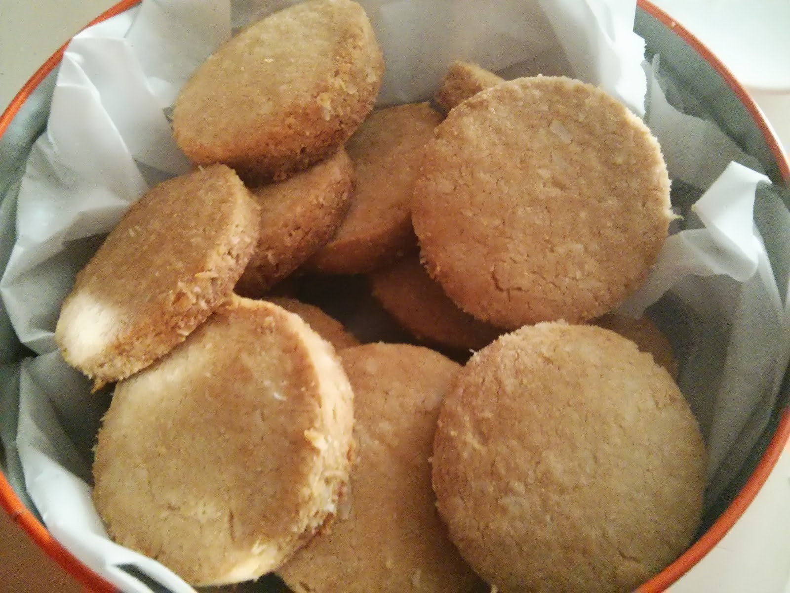 Low Carb Coconut Flour Cookie Recipes  Goth Gourmande Recipe Low Carb Gluten Free Coconut Cookies