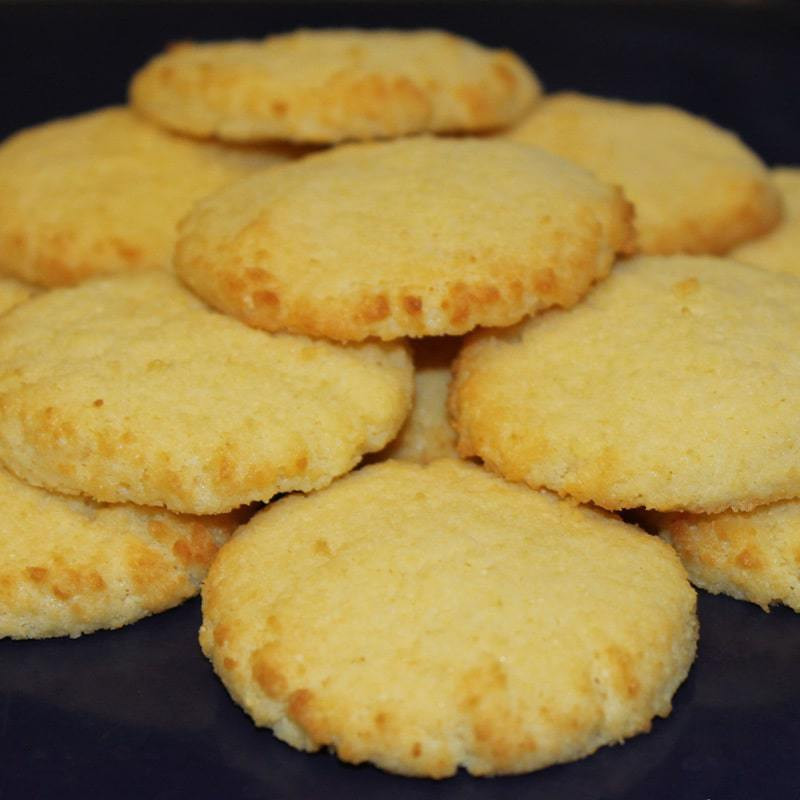 Low Carb Coconut Flour Cookie Recipes  Basic Coconut Flour Cookies Gluten Free