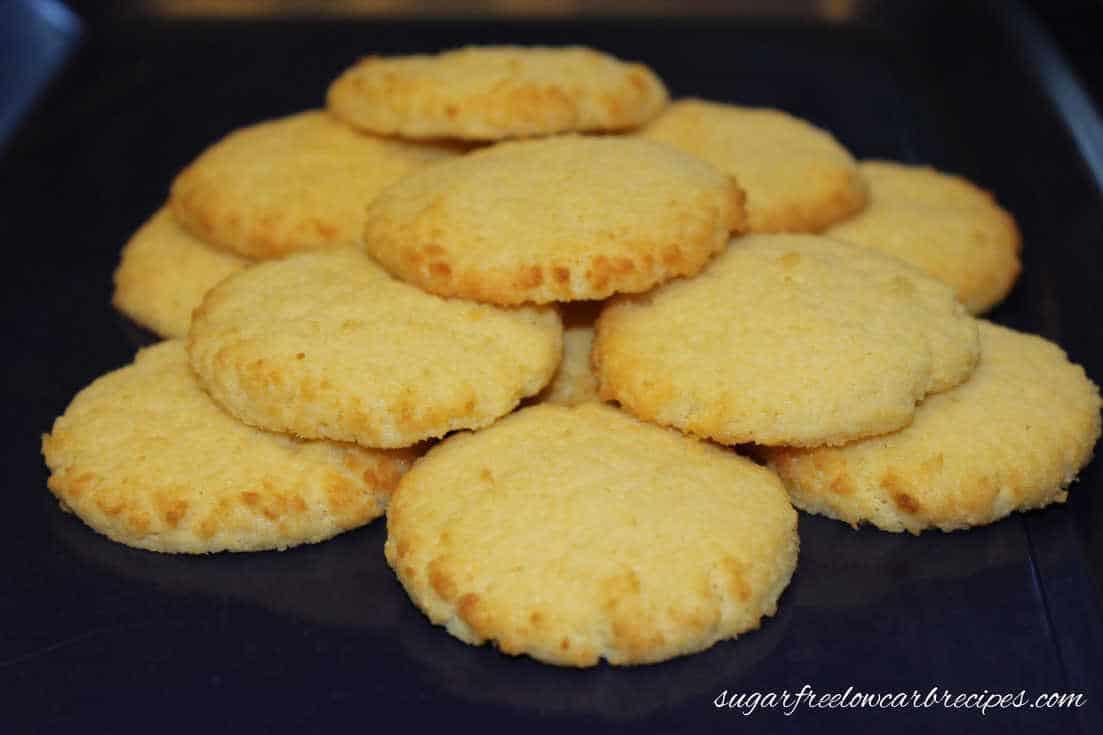 Low Carb Coconut Flour Cookie Recipes  Basic Coconut Flour Cookies