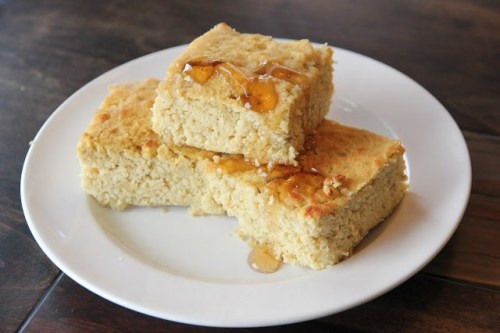 Low Carb Corn Bread  7 Low Carb Substitutes for My Favorite Side Dishes