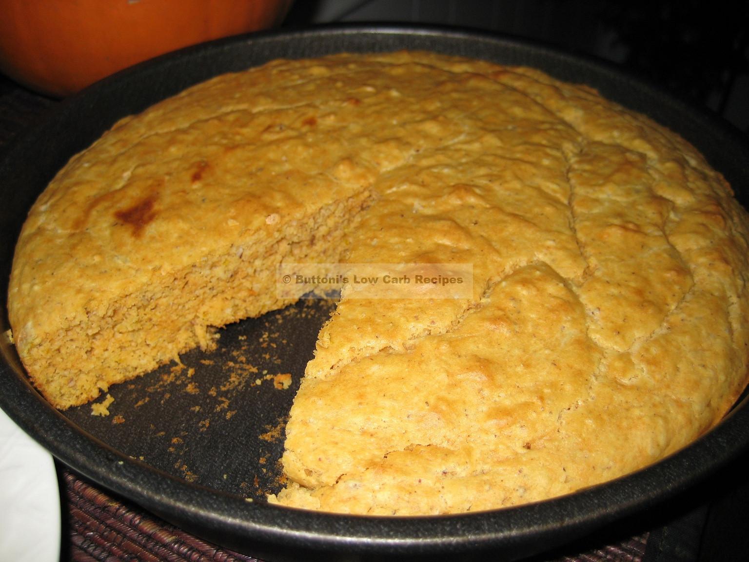 Low Carb Corn Bread  Buttermilk Cornbread