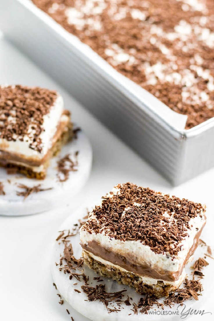 Low Carb Dairy Free Desserts  Keto Vegan Dessert