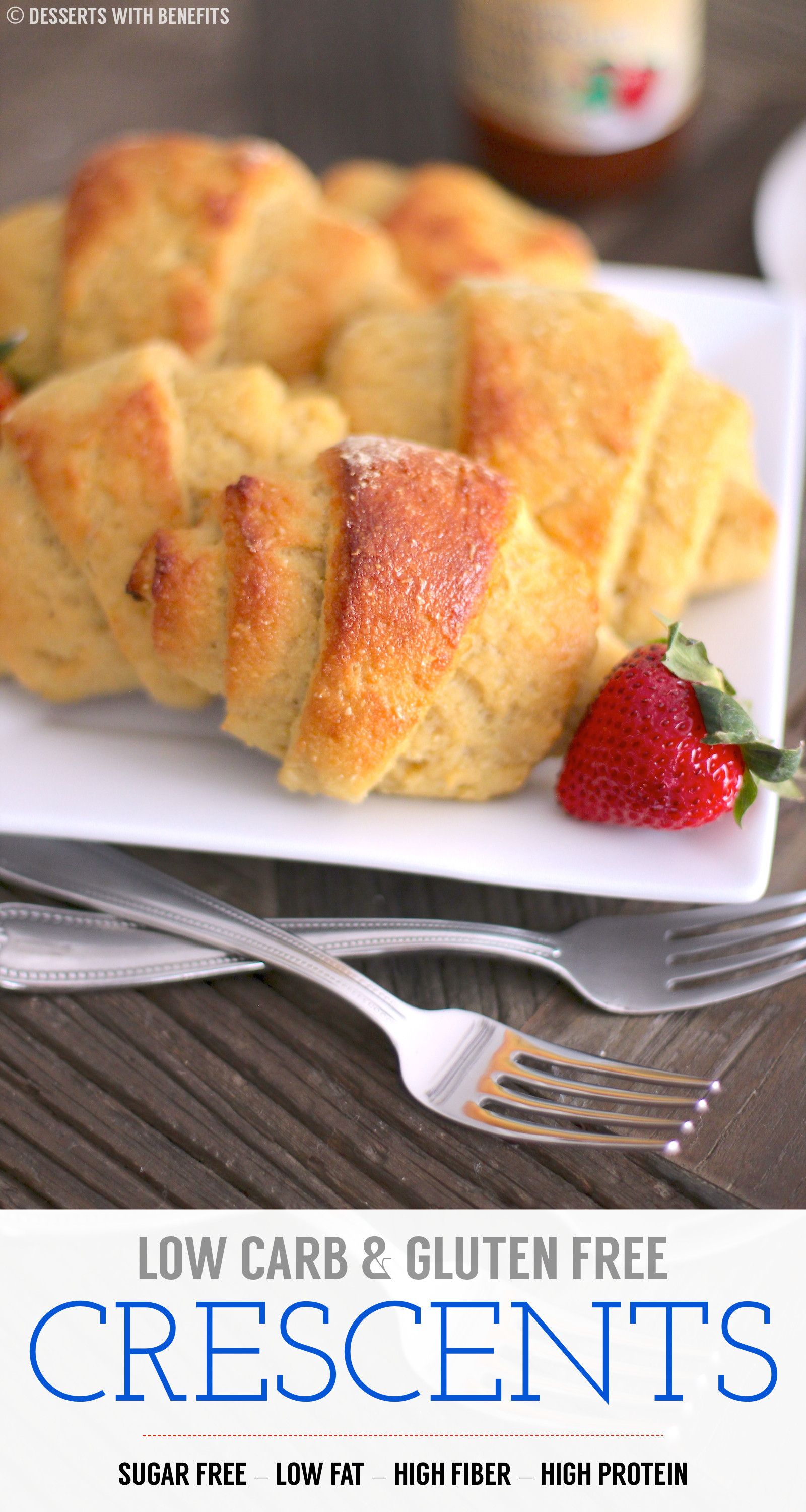 Low Carb Dairy Free Desserts  Healthy Homemade Gluten Free Crescent Rolls