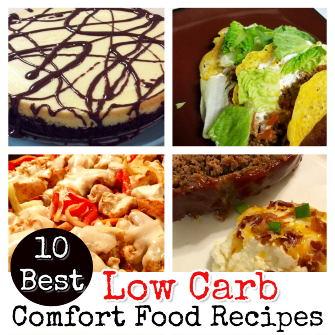 Low Carb Desserts Fast Food  Best Low Carb fort Food Recipes on Pinterest Easy and