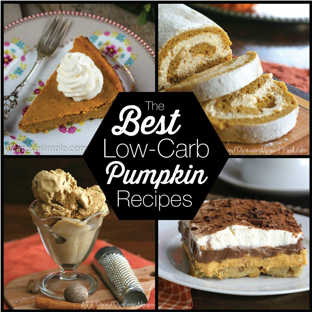 Low Carb Desserts You Can Buy  Best Low Carb Keto Pumpkin Recipes
