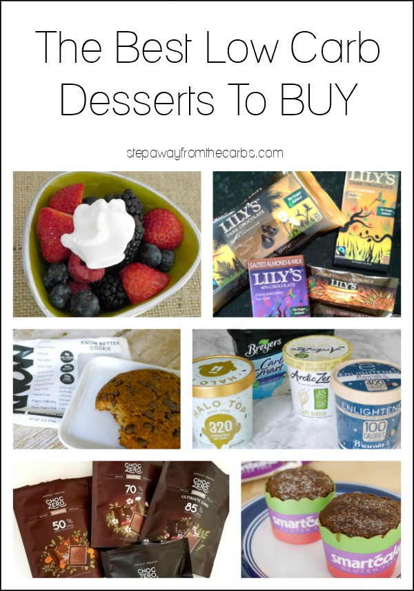 Low Carb Desserts You Can Buy  The Best Low Carb Desserts To Buy Step Away From The Carbs