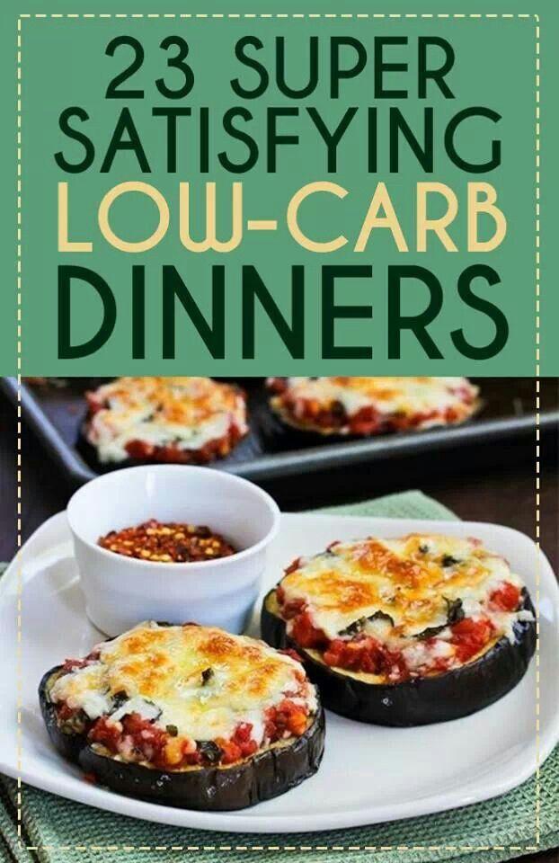 Low Carb Dinner  Low Carb Dinner Ideas Low Carb