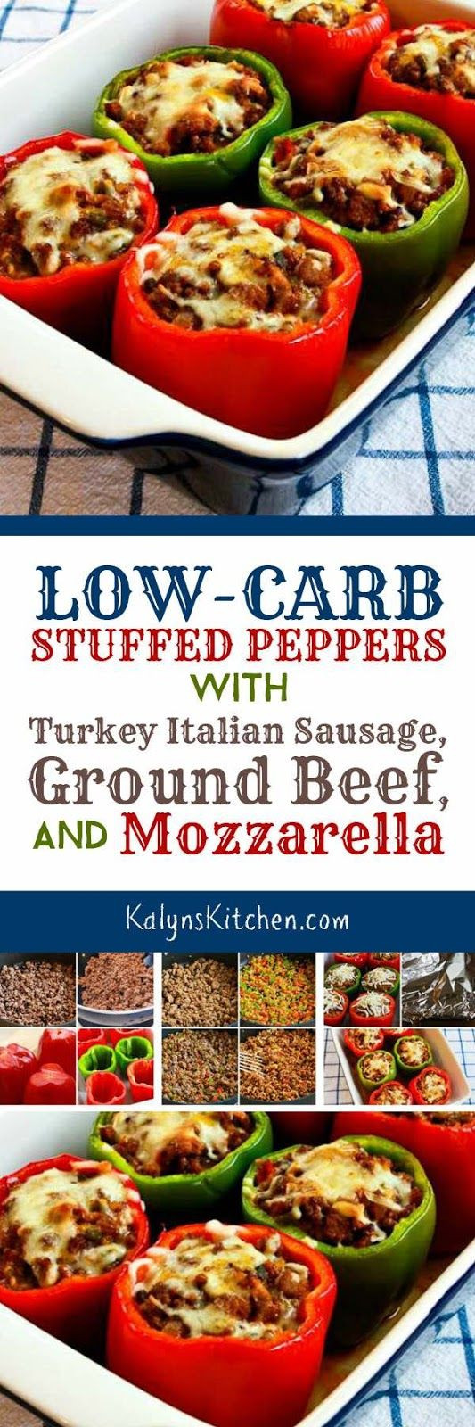 Low Carb Dinner With Ground Beef  17 Best images about KalynsKitchen All My Favorite Recipes