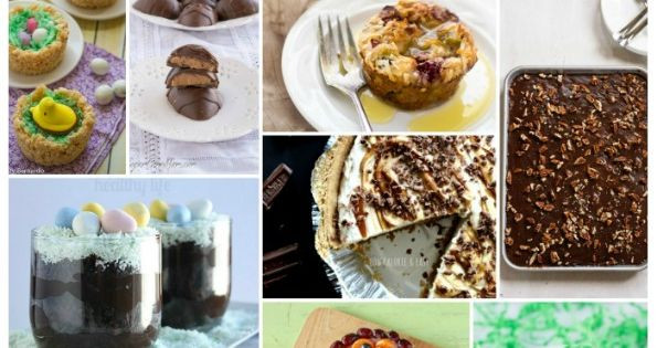 Low Carb Easter Desserts  These are great healthier ideas for Easter Healthy Easter