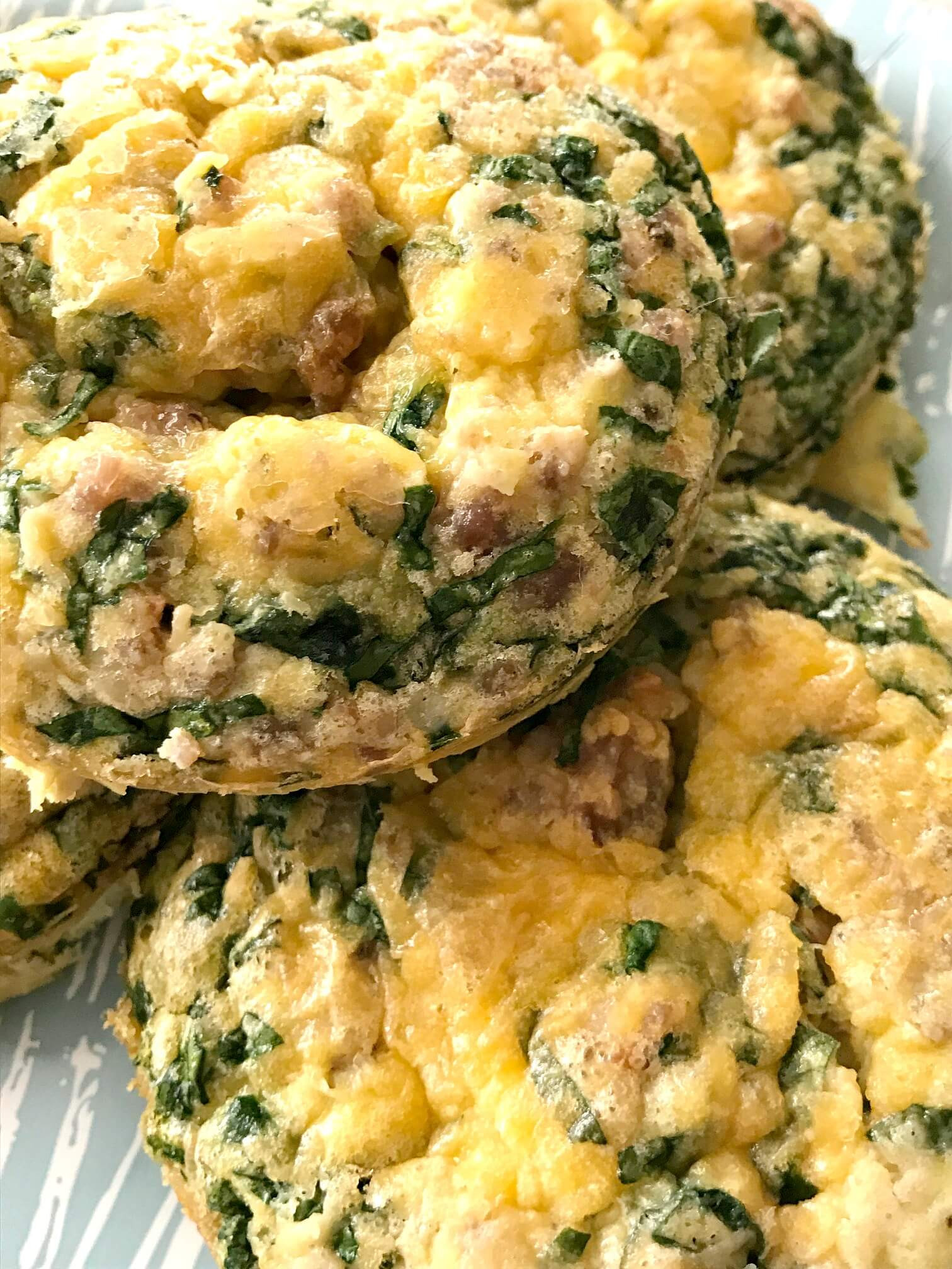 Low Carb Egg Muffin Recipes  Low Carb Baked Egg Muffin Recipe for The Go