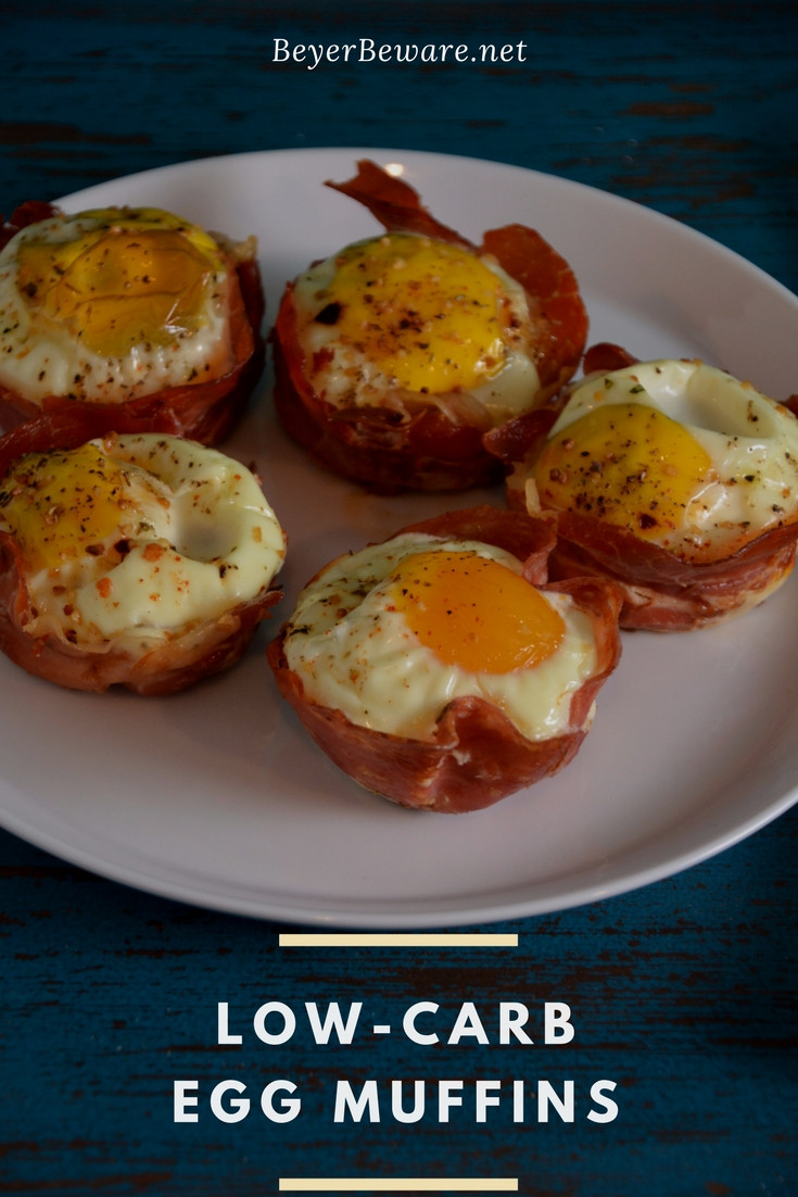 Low Carb Egg Muffin Recipes  Low Carb Egg Muffins Beyer Beware