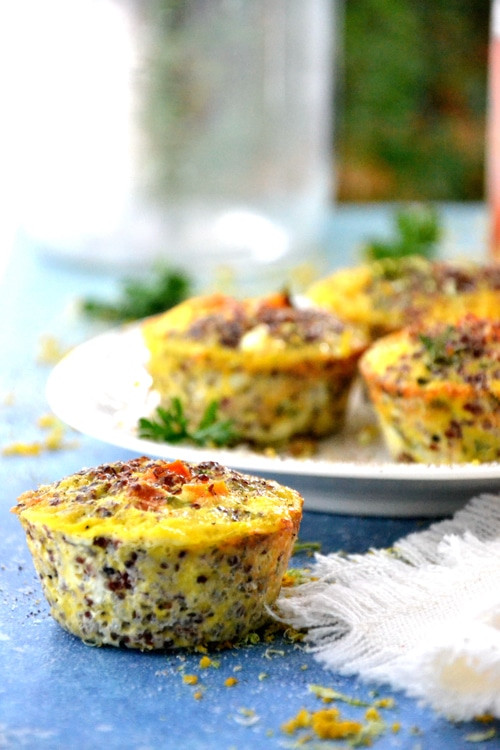 Low Carb Egg Muffin Recipes  Egg Muffins
