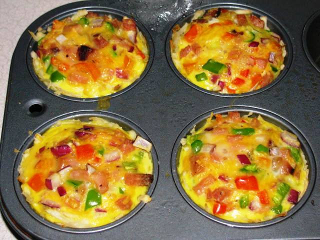 Low Carb Egg Muffin Recipes  Low Carb Egg Breakfast Muffins