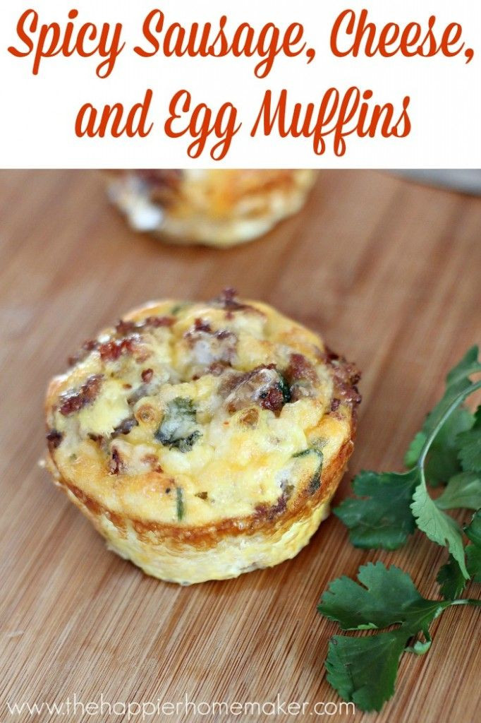 Low Carb Egg Muffin Recipes  25 bästa Low carb egg muffins idéerna på Pinterest
