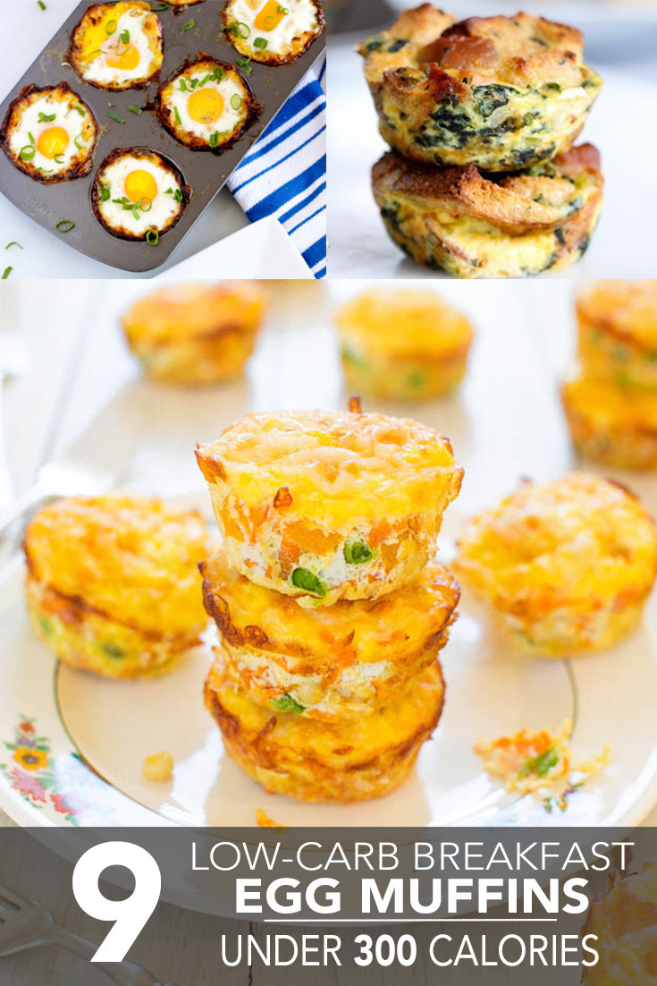 Low Carb Egg Muffin Recipes  egg muffin recipe low carb