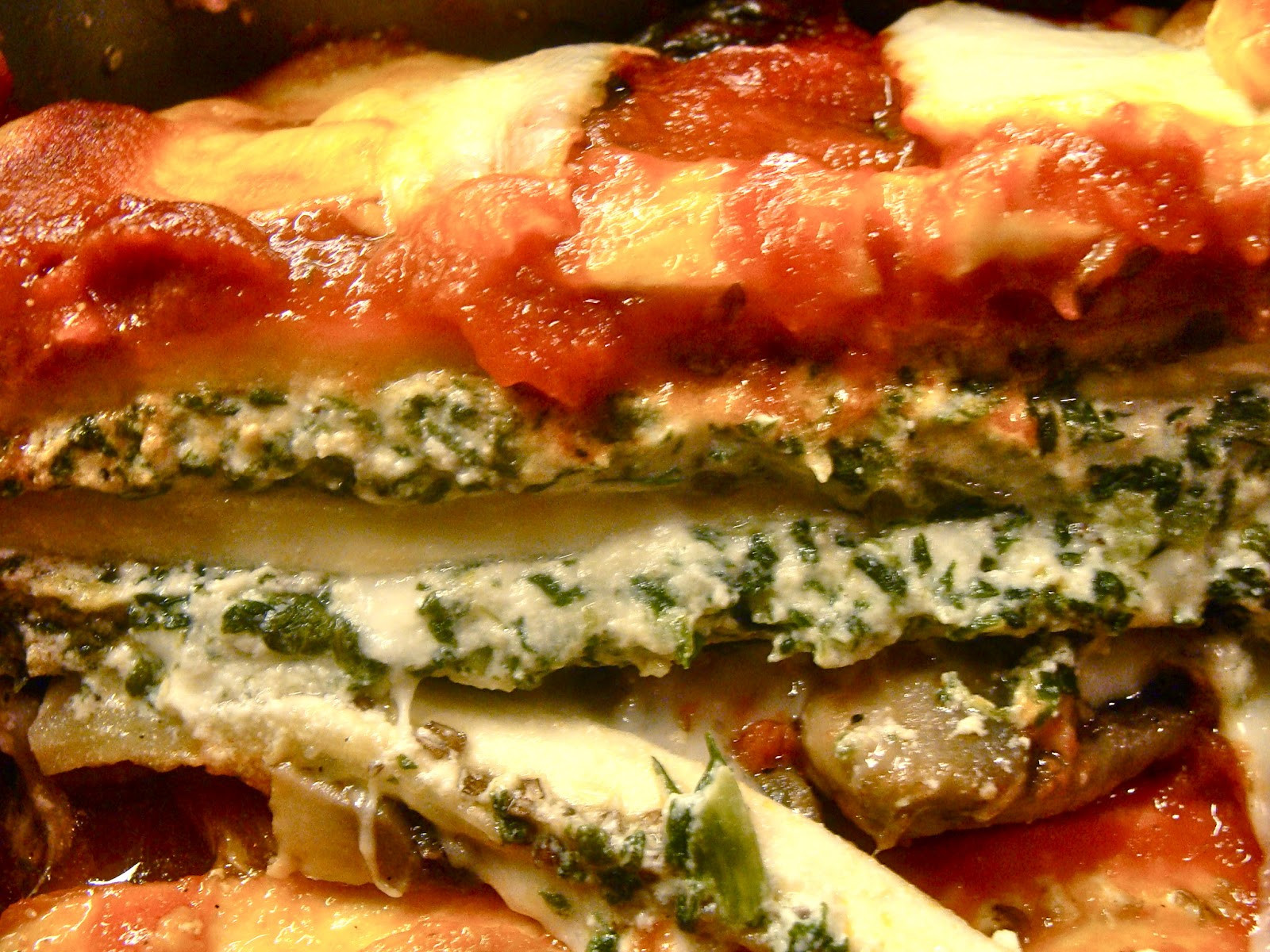 Low Carb Eggplant Lasagna  Eggplant Lasagna Low Carb