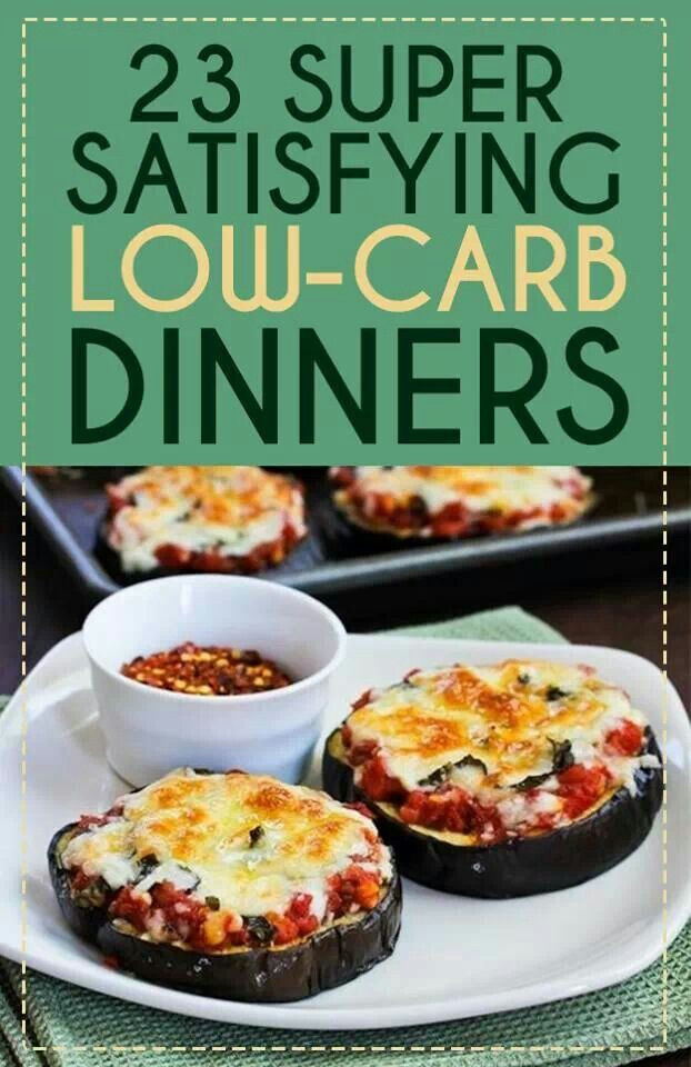Low Carb Entree Recipes  Low Carb Dinner Ideas Low Carb